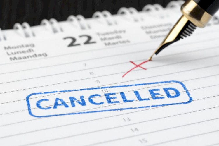 Best Practices for Communicating Event Cancellations