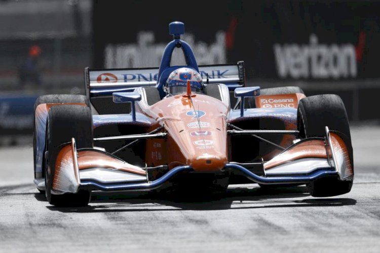 Detroit Grand Prix cancelled because of COVID-19 outbreak