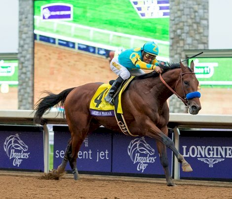 Breeders Cup Committed to Host Event Nov. 6-7