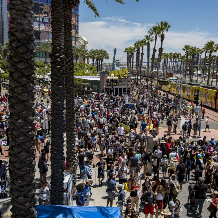 San Diego Comic-Con is canceled for the first time in its 50-year history