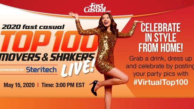 10 reasons Fast Casual's Top 100 will be 'the virtual event of the year'