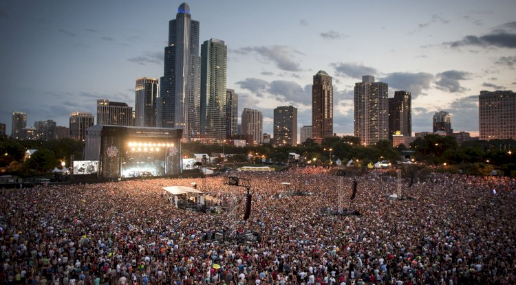 Lollapalooza In Jeopardy as Grant Park Music Festival Officially Canceled