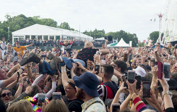 UK festivals talk social distancing, cancellations and what the future may hold