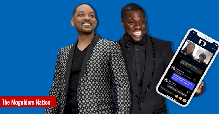 Will Smith, Kevin Hart, a16z Back Virtual Events Startup Run The World