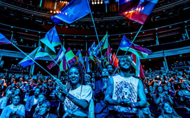 Survey reveals 80% of people would be happy to attend a large-scale event