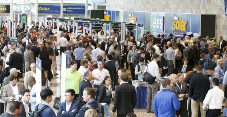 Solar trade shows after a pandemic: the future is hybrid