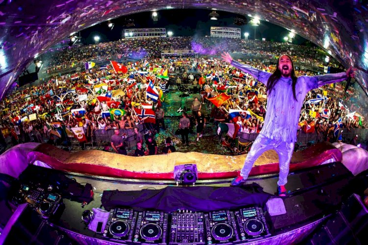 "Steve Aoki: ""Tomorrowland Is Where Technology and Magic Meet"" [INTERVIEW] - EDM.com - The Latest Electronic Dance Music News, Reviews & Artists"