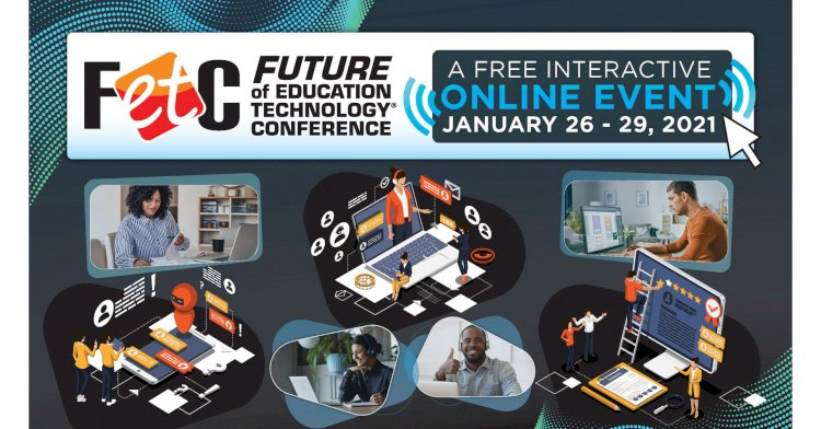 Future of Education Technology Conference Reimagined as Immersive Virtual Event for 2021
