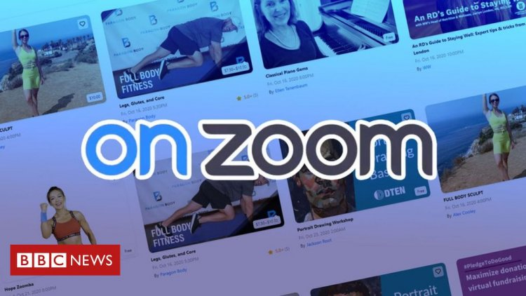 Zoom launches paid-for live events with OnZoom