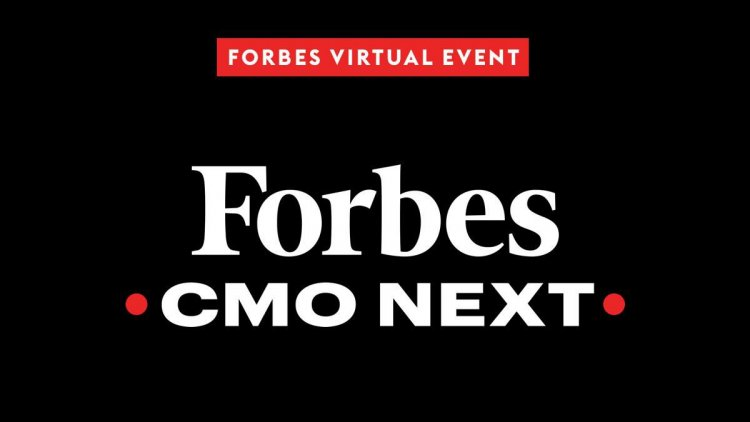 2021 Forbes CMO Next Virtual Event