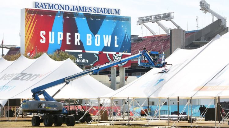 Bucs, not bucks: With a pandemic Super Bowl, Tampa misses an economic windfall